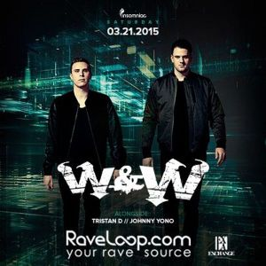 W and W - Mainstage 368 - 07-Jul-2017
