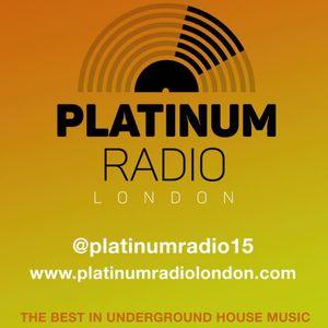 Solus - #LostinMusic Radio Show FRIDAY NIGHT LIVE @ PlatinumRadioLondon.com 21.8.15