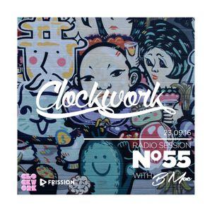 Clockwork Radio #55 w/ BMac