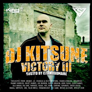 DJ Kitsune - Victory 3 (Hosted by Chamillionaire)