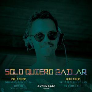 SOLO QUIERO BAILAR • C21-T1. Serch presents: INDIE. INDIE-DANCE. INDIE REMIXS. HOUSE