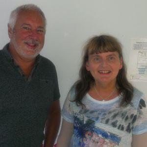 Breakfast with Liz Johnson 27 June 2017 (guest Martin Stringfellow)