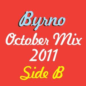 Byrno DJ Mix October 2011 Side B