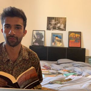 Haseeb Iqbal: The Literary Hour // 18-04-20