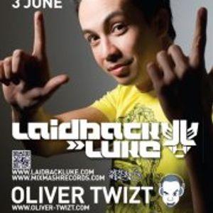 Shaw.T - Live Recording - from Ladiback Luke @ SANKEYS // June 2012