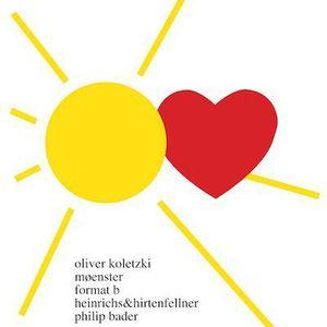 """The Glitz @ Licht und Liebe """"Open Air"""" - Schwarzer Kanal Berlin 03.10.2010 - Paradise FM"""