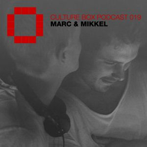 Culture Box Podcast 019 - Marc & Mikkel