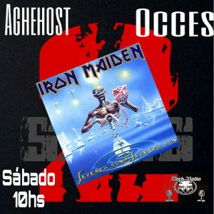 PROGRAMA TWO SIDES - Edição 04 - IRON MAIDEN - Seventh Son of a Seventh Son (1988)