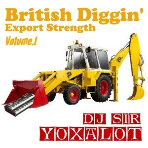 British Diggin' Export Strength - DJ Sir Yoxalot