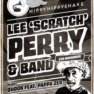 QUOOB feat. PAPPA ZEB [The Liquid Rooms, Edinburgh - 05.11.12]