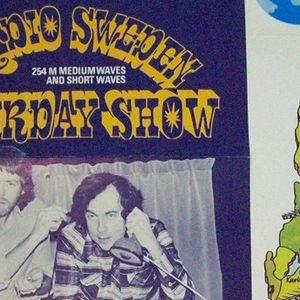 "Radio Sweden - ""The Saturday Show"" - 20 Feb 1977 at 0000"