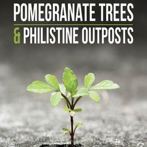 Pomegranate Trees & Philistine Outposts