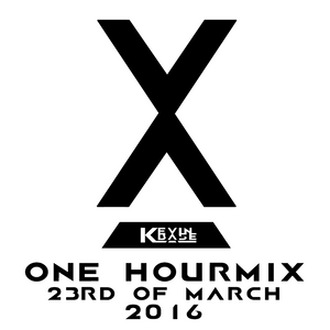 One Hourmix 23-03-2016 - Mixed by Kevin Base