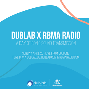 dublab x RBMA Radio Broadcast Day w/ Max Cole (April 2015)