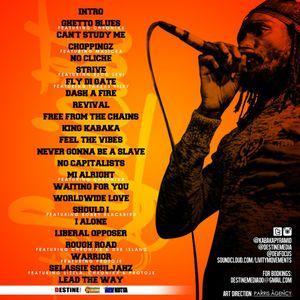 Kabaka Pyramid – The Lyricist Mixtape