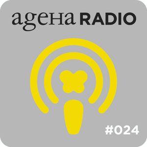 ageHa Radio #024(04-8-2014) Mix by DAISHI DANCE