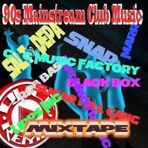 90s Club Mainstream By Dj ICE