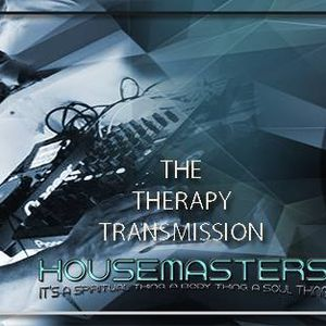 Matthew Matheson live with The Therapy Transmission on HouseMasters-Radio.com 2nd March 2017