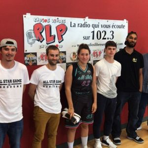 All Star Game Dordogne (9 Juin 2019) / Emission de 16H30 avec Lucie, Etienne, Abdoul, Ludi, Paul
