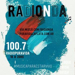 RADIONDA 100.7 VÍA RADIO PURA VIDA 07-09-2016 #MÚSICAPARAESTARVIVO