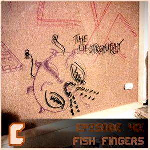 EP40 Fish Fingers