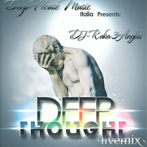 Deephouseita presents the new mix performed by Dj-R aka 3Angles: Deep Thought