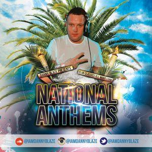 NATIONAL ANTHEMS RADIO SHOW 10 3 15 ON www.selectukradio.com