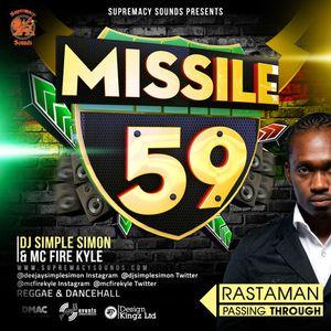 Missile 59 ( Rastaman Passing Thru )