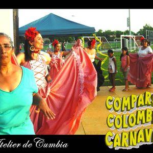 Atelier de Cumbia Colombienne