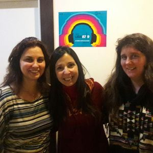 Dra. Eliana Villagra y de Andrea Marín