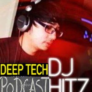 Elektronika #3 |deep+tech| June'12 podcast mix