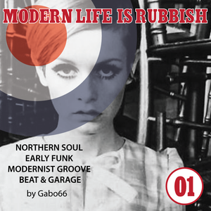 Modern Life Is Rubbish Vol. 01