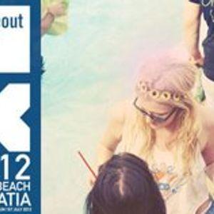 Eats Everything - Live @ Hideout Festival 2012 (Croatia) - 30.06.2012