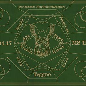 Alte Hasen auf Flauschrausch | MS Treue | Bremen | 14th. April 2017 | 23:00-02:00