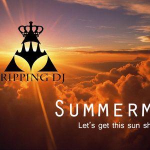 Tripping Dj:  Let's get this sun shining (Summer-Mix 2K16)