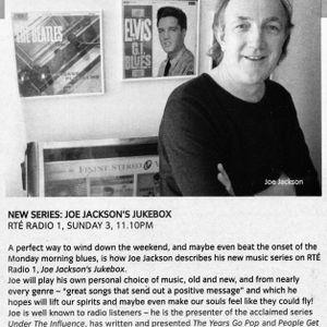 Joe Jackson's Jukebox: Music to Raise your Spirits. Programme 2