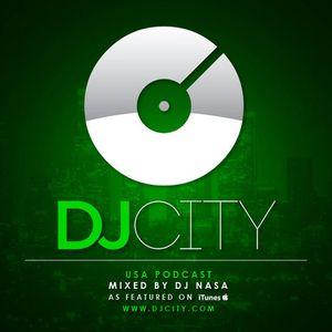 DJ NASA - DJcity Podast - Jan 16, 2013