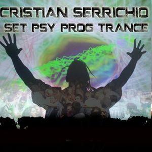 Cristian serrichio - Primer Set Psy Prog Trance