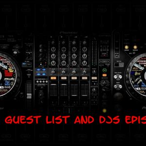 Frankk Guest List And Djs Episode 13