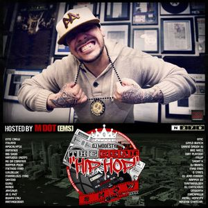DJ MODESTY - THE REAL HIP HOP SHOW N°279 (Hosted by M DOT)