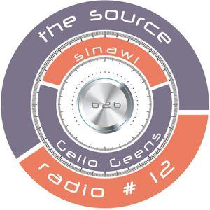 Sinawi & Gello Geens - The Source Radio  24.06.2015