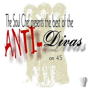 The Best Of The AntiDivas on 45