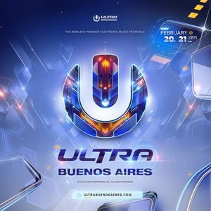 Showtek - Live At Ultra Music Festival 2015 (Buenos Aires. ARG) - 21-02-2015