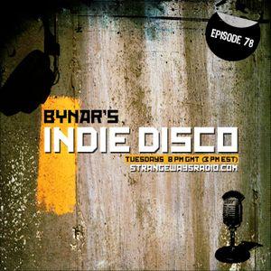 Indie Disco on Strangeways Episode 78