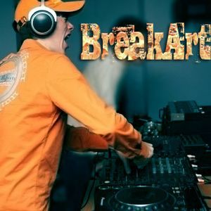 Breakart With Dj Poltergayst Vol.16