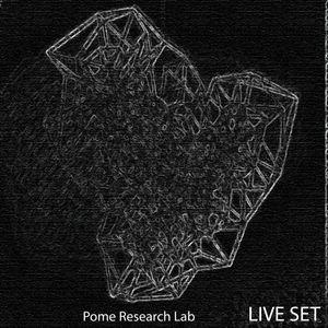 Pome Research Lab LIVE ACT @ NYE Techno Party c/o GREEN VERTIGO, TV
