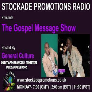 The Gospel Message Show 19th Dec 2016
