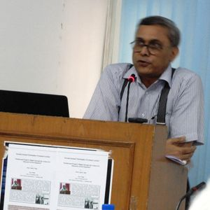 Second Chris Freeman Annual Lecture by Prof Amit S Ray