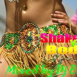Shake Your Body [06.06.2012] @ Mixed by Dj E-fin
