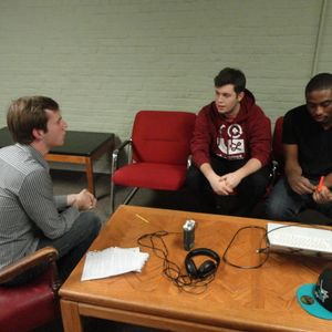 Interview with Chiddy Bang
